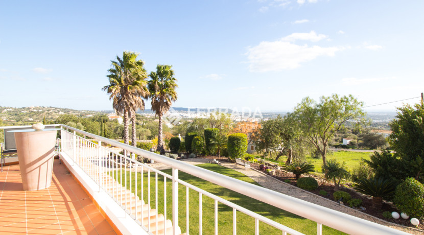 View from Master Bedroom Terrace.