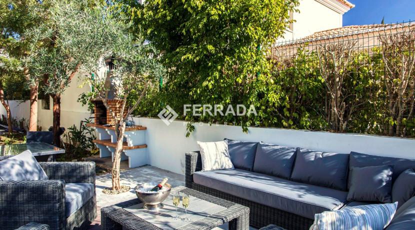 Outside Terrace & Lounge area