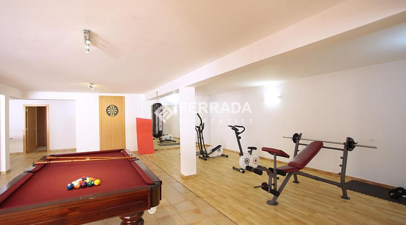 Games room/Gym