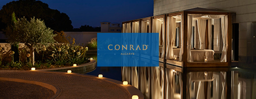 conrad spa luxury