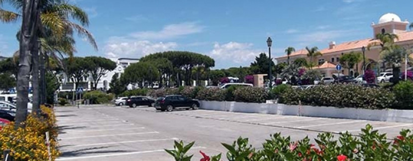 paid parking quinta do lago