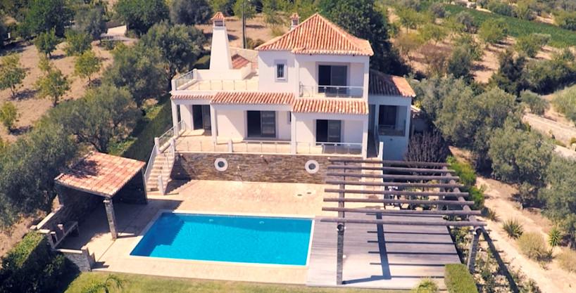 Brand new villa in Santa Bárbara