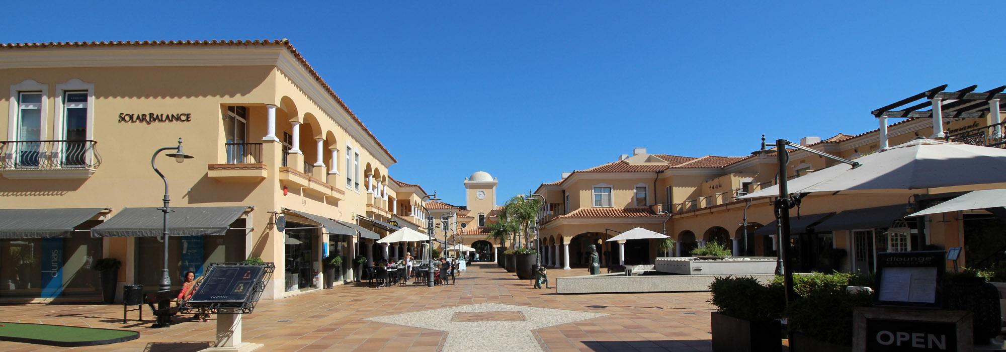 Commercial Properties – Quinta do Lago
