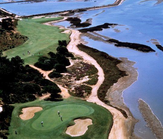 Quinta do Lago Golf Course Ria Formosa