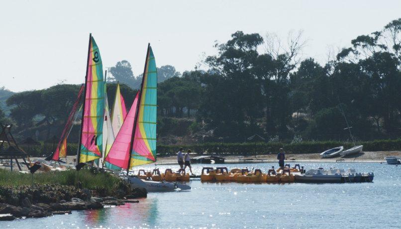 Quinta do Lago Lake Activities
