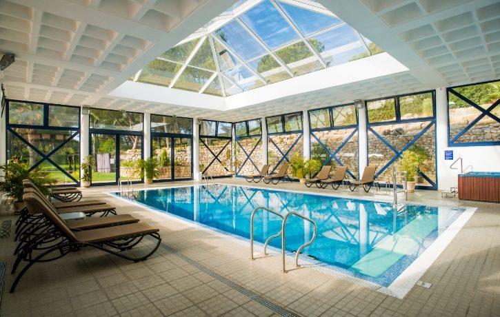 Vilar do Golf Indoor Swimming Pool