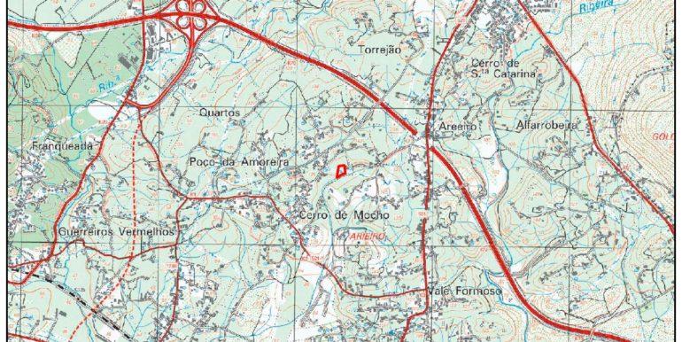 Lote_Areeiro_Almancil_Algarve_Portugal_map2