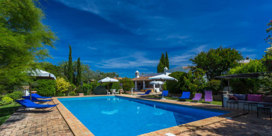 Long Term Rental Quinta Estate in Santa Barbara de Nexe – Central Algarve